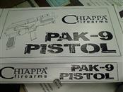 CHIAPPA FIREARMS Pistol PAK-9